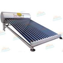 Calentador Solar 188 Litros 16 Tubos. 12 Meses Sin Intereses
