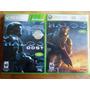 Lote Halo 3 Y Halo 3 Odst Nuevo Y Sellado En Español Xbox360