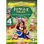 Jungle Tales (juego De 4 Discos) - Tarzan, The Jungle King,