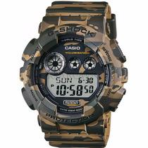 Reloj Casio G-shock Modelo Gd-120cm Original Y Nuevo