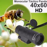 Monocular Panda 40x60 Hd+trípode Y Clip Cel