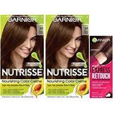 Garnier Hair Color Nutrisse Y Kit De Retoque Rápido