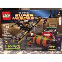 Lego 76013 Super Héroes Batman:the Joker Steam Roller.