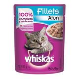 Alimento Para Gato Whiskas Atún Adulto 85 Gr