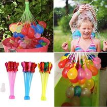 Globos De Agua Bunch O Ballons Juguetes 105 Globos En 60 Seg