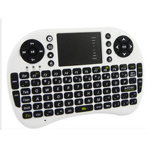 Mini Teclado Inalámbrico 2.4g Con Control Remoto - Pc, Tv