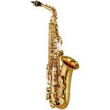 Yamaha Yas480 Saxofón Alto Eb Nivel Intermedio