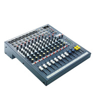 Mezcladora Soundcraft Epm 8 Mixer 8 Mono Inputs, Rw 5735us