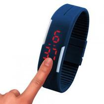 Lote De 10 Relojes Led Touch Colores De Moda Economicos!!