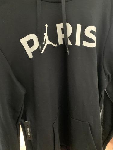 sitio de buena reputación moda mejor valorada venta online Sudadera Jordan X Paris Saint-germain Talla L/g - Psg Nike ...