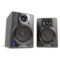 Monitores De Estudio M-audio Studiophile Av40 Activos El Par
