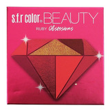 Sombras Maquillaje Color Beauty Obssesions Paleta De 9
