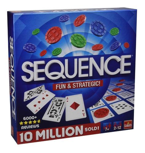 Sequence Jax Original Emocionant Juego Estrategia Secuencia