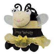 Mochila Buzzy Wuzzy Bumblebe Negro