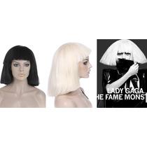 Peluca Completa De Lady Gaga - Plancha Ondula Lava