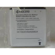 Kyocera Torque E6710 Original Estándar De La Batería 2500mah
