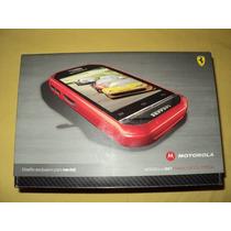 Nextel Motorola Smartphone I867r Ferrari Nuevo