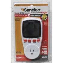 Temporizador Para Aparatos Electrónicos Sanelec 4335