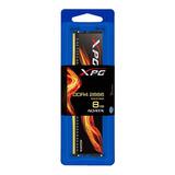 Memoria Ram Ddr4 8gb 2666mhz Xpg Flame Disipador Gamer