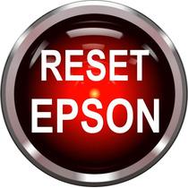 Reset Para Almohadillas Epson L100 L210 L300 L350 L355 L555