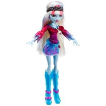 Monster High Music Festival Abbey Bominable Muñeca
