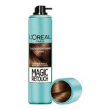 Retocador De Raices L'oréal Magic Retouch Castaño Claro