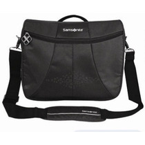 Samsonite Maletin Laptop Square Messenger Bag Horizontal 15