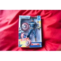¡remate! Capitán América The Winter Soldier Marvel