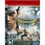 Juego Virtual Fighter 5 Para Playstation 3 Original Cerrado