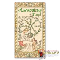 Tarot Armonia - 78 Cartas Ideal Para Principiantes