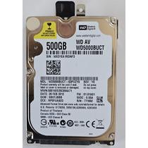 Disco Duro Western Digital 500gb Wd5000buct-63puzy0 Sata