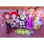 Peluches Toy Story Woody, Buzzlightyear, Jessie Disney Store