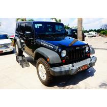 Jeep Wrangler Unlimited Rubicon 4x4 2008