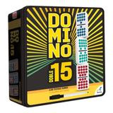 Domino Cubano Doble 15
