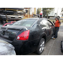 Nissan Maxima En Partes Desarme Yonke
