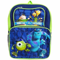 Mochila Disney Monsters Universidad Inc Grande 16 Mochila Fo