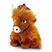 Escocia Peluche - Keel Toys 25cm Scottish Highland Cow &