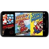 Super Mario Bros 1, 2 Y 3 Para Android + Juegos Regalos