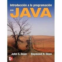 Libro: Introducción A La Programación Con Java Pdf
