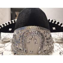 cc802987bd547 Sombrero Charro Mariachi Color Fino Adulto Mexicano en venta en ...