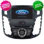 Estereo Navegador Gps Ford Focus 2012 Al 2016 Dvd Usb Bt Ford Focus