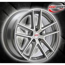 Rines Ms Motorsports 16 Barrenación 5x112 Precio De Oferta!