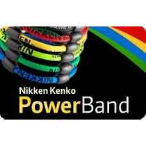 Brazaletes Y Gargantillas Sport Powerband De Nikken