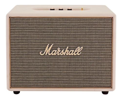 Bocina Marshall Woburn Bluetooth Cream 100v/240v