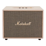 Bocina Marshall Woburn Bluetooth Cream 100v - 240v