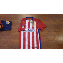 Jersey Nike Atletico De Madrid 2015-16 Local C/num Original