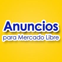 Plantillas Mercado Libre Precio X +d 10 Anuncios