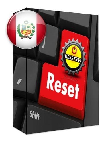 Resetear error 5b00 canon mg2410