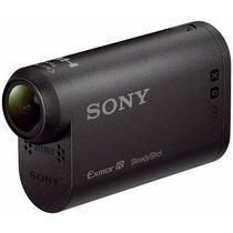 Camara Sony Hdr-as15 Vídeo De La Acción (negro)