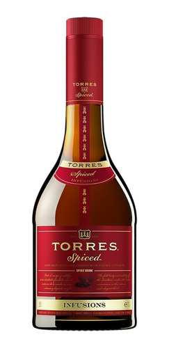 Brandy Torres Spiced Botella De 700 Ml